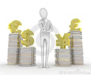 Fluctuación divisas